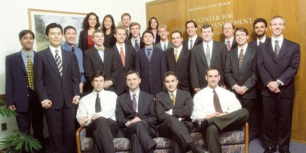 MEMP Class of 2000-2001