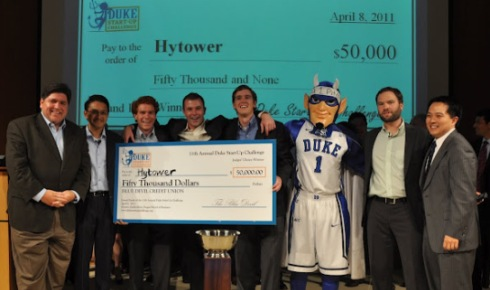 2011 winning team Hytower